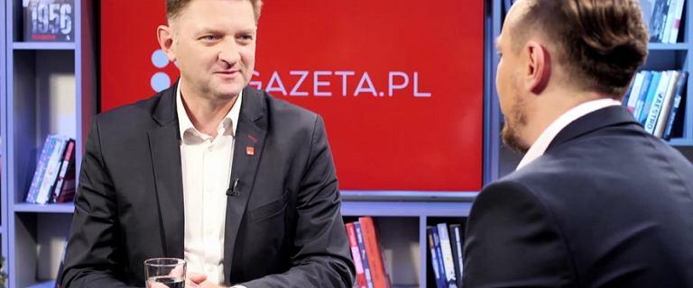 Poranna rozmowa Gazeta.pl z Andrzejem Rozenkiem