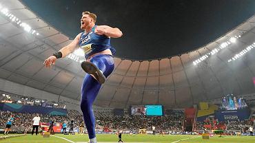 Mistrz olimpijski pobił rekord świata. Już 104 razy zrobił to, co nie udało się Majewskiemu
