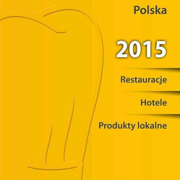 Okładka pierwszej polskiej edycji Gault & Millau