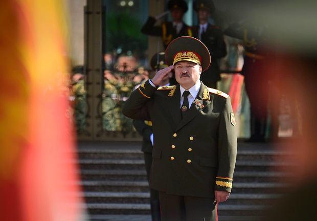 Uroczystość inauguracji prezydenta Aleksandra Łukaszenki, 23 września 2020.