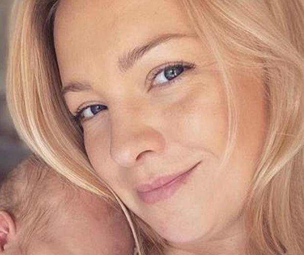 Barbara Kurdej-Szatan pokazała zdjęcia syna. Fani cieszą się, że nie ukrywa jego twarzy