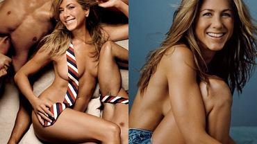 Jennifer Aniston dla magazynu 'GQ'