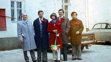 Fotografia, na której rzekomo ma znajdować się Jarosław Kaczyński