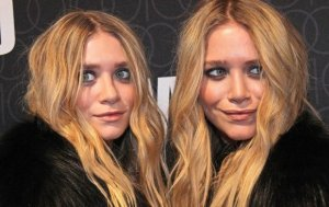 Mary-Kate i Ashley Olsen w 2010 roku