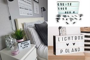 LightBox - HIT we wnętrzach