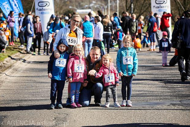 Zdjęcie numer 137 w galerii - Otwarcie sezonu biegowego w Łodzi.