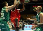 Koszykówka. Porażka Śląska w FIBA Europe Cup. Turów wygrywa po raz drugi
