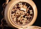 Moda męska w wersji eco: drewniane zegarki i okulary