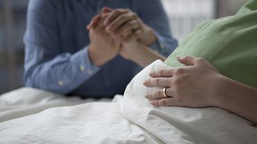 Modlitwa o szczęśliwy poród