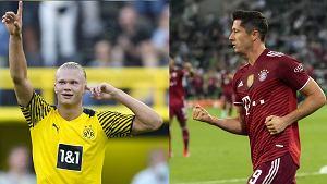 Lewandowski gra z Haalandem! Hitowy superpuchar Niemiec. Gdzie i kiedy oglądać? [Transmisja TV, stream]
