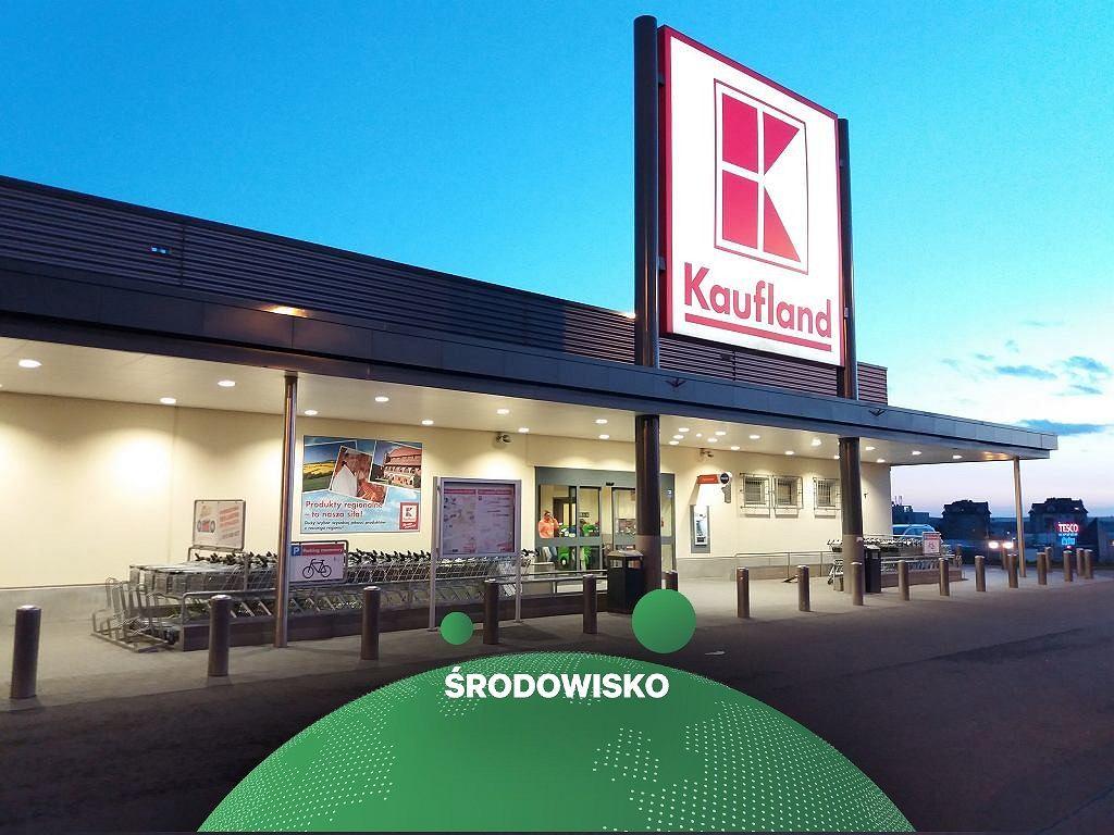 Kaufland делает ставку на экологию. Сеть позволит делать покупки в свою тару