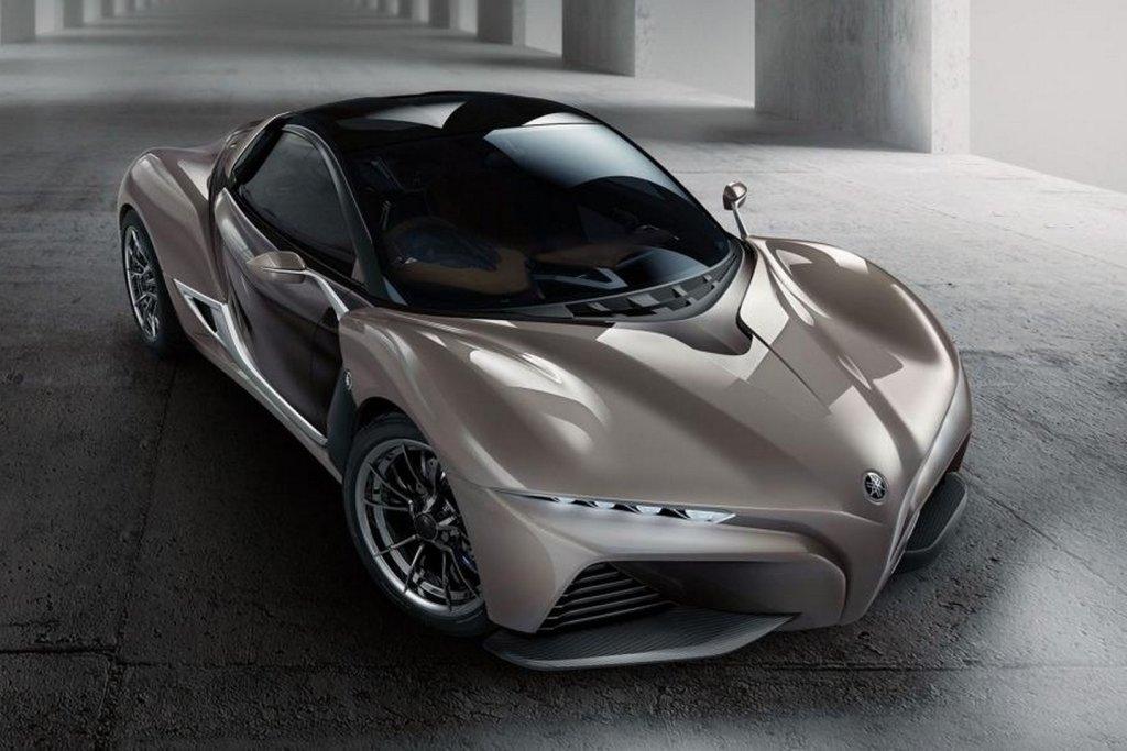 Yamaha Sports Ride Concept Jak producent motocykli wyobraża sobie auto? Musi być bardzo lekkie (750 kg), niskie (117 cm), mieć kubełkowe fotele i mały ale mocny silnik motocyklowy. I taki właśnie jest ten dwuosobowy prototyp, w którego tworzeniu uczestniczył Gordon Murray, projektant bolidów F1.