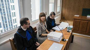Proces Grażyny Wolszczak w Warszawie przeciw skarbowi państwa w związku ze smogiem