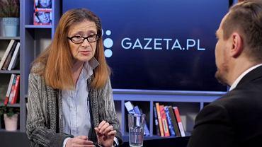 Prof. Krystyna Skarżyńska w rozmowie Gazeta.pl