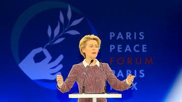 Nowa szefowa Komisji Europejskiej Ursula von der Leyen