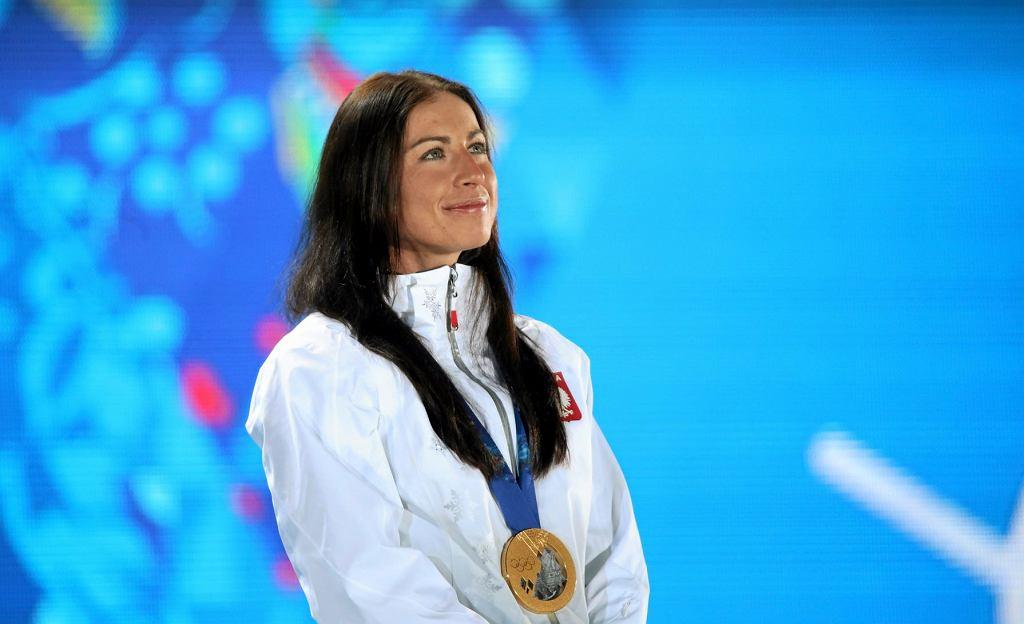 Justyna Kowalczyk, fot.: Kuba Atys/Agencja Gazeta