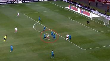Fantastyczny gol Lewandowskiego!