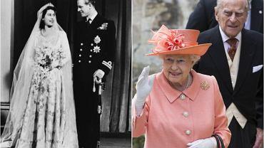 Dziś 72. rocznica ślubu Elżbiety i Filipa. Jego zdrady zamiatano pod dywan, o oddzielnych sypialniach wiedział cały dwór