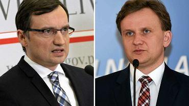 Zbigniew Ziobro, Bartosz Marczuk