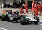F1. Groźny wypadek Sergia Pereza [WIDEO]