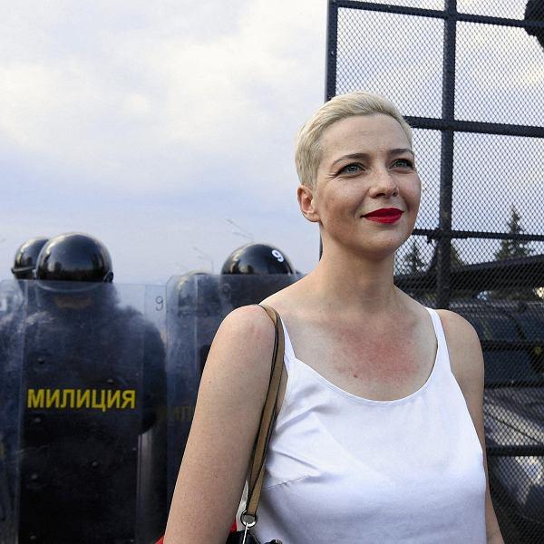 Maryja Kalesnikawa, białoruska opozycjonistka