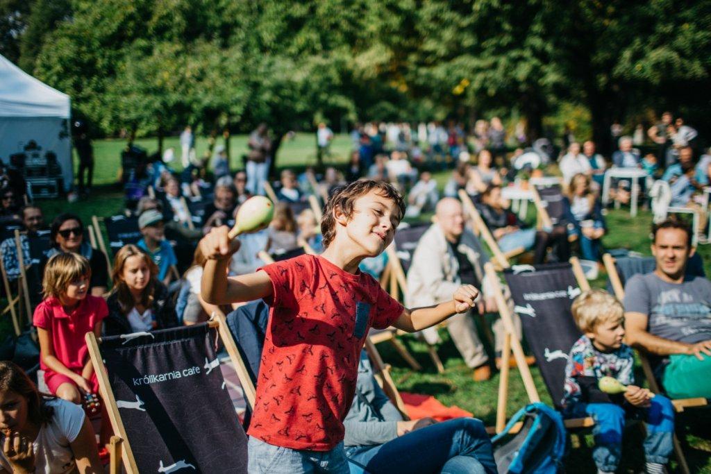 Co Jest Grane 24 Festival w Królikarnia, strefa dla dzieci / materiały promocyjne