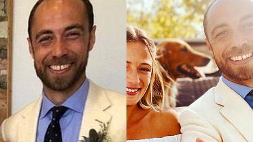James Middleton wziął ślub