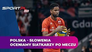 Polska – Słowenia 1:3. Klątwa trwa! Polacy znów przegrywają po szalonej końcówce