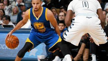 Stephen Curry (Golden State Warriors)