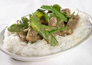 Curry z wołowiną