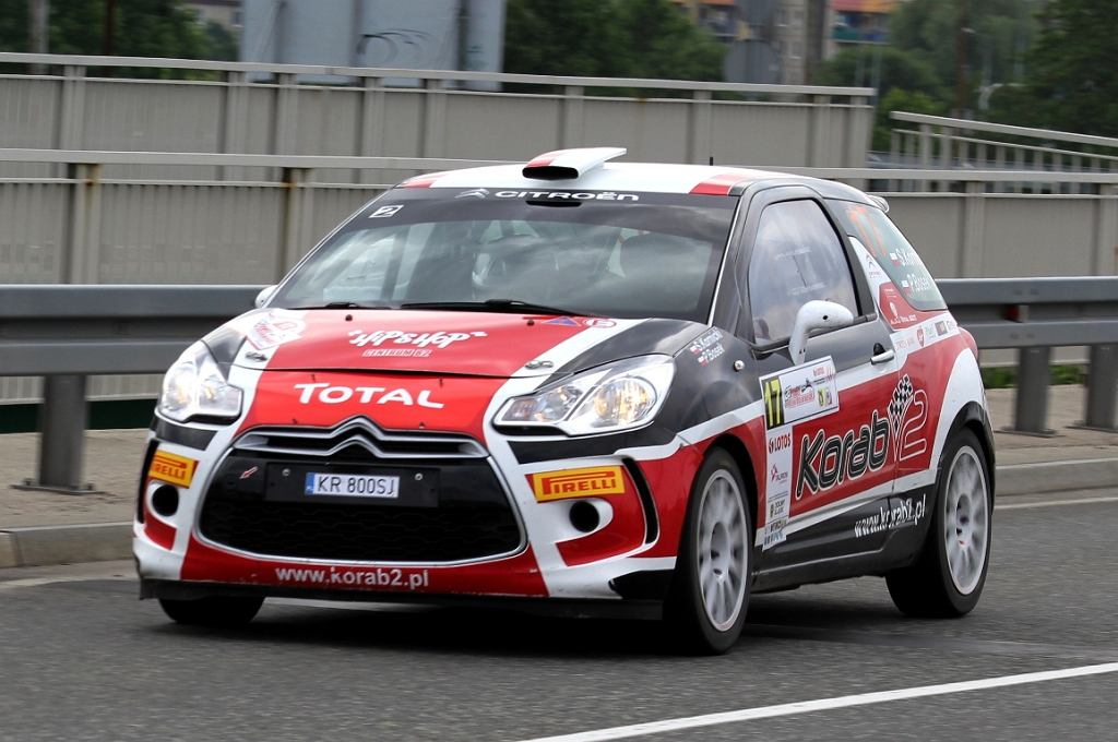 Citroën Racing Trophy Polska |28. Rajd Karkonoski