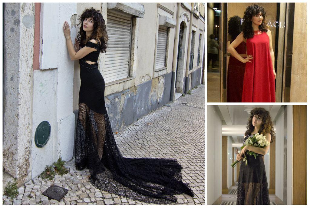 Ramona Rey w Moskwie i Lizbonie