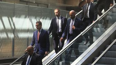 Mateusza Morawieckiego ochraniają m.in. funkcjonariusze SOP z 10-miesięcznym stażem