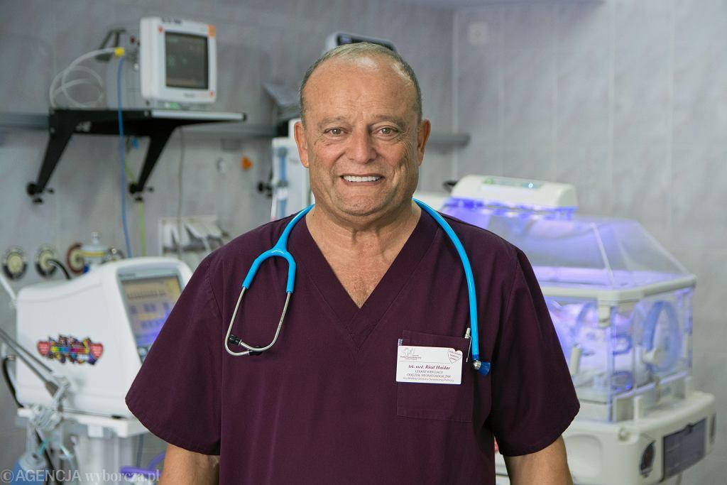 Dr Riad Haidar