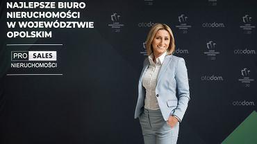 Lider Nieruchomości Otodom 2020. ProSales Nieruchomości najlepszym biurem na Opolszczyźnie