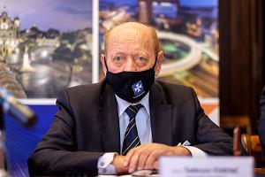 Prezydent Tadeusz Ferenc jest w szpitalu. Ma koronawirusa