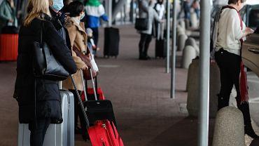 Lotnisko w czasie pandemii