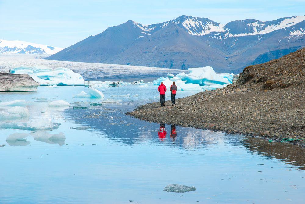 Jökulsárlón, Islandia / fot. Shutterstock