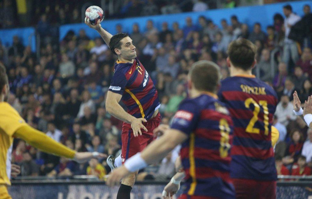 Mecz FC Barcelona - Vive Tauron Kielce
