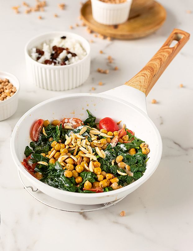 Curry Ze Szpinakiem Wszystko O Gotowaniu W Kuchni Ugotuj To