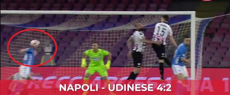 Arkadiusz Milik z kolejnym golem w Serie A! Napoli wygrało z Udinese