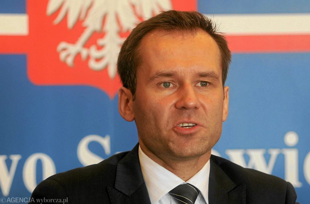 Pełnomocnik Prokuratora Generalnego Tomasz Szafrański