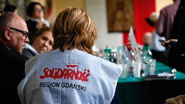 Małopolskie Kuratorium Oświaty w Krakowie. Posiedzeniu Rady Krajowej Sekcji i Wychowania 'Solidarności'