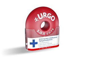 S.O.S CUTS - pierwszy na rynku wielozadaniowy opatrunek tamujący krwawienie