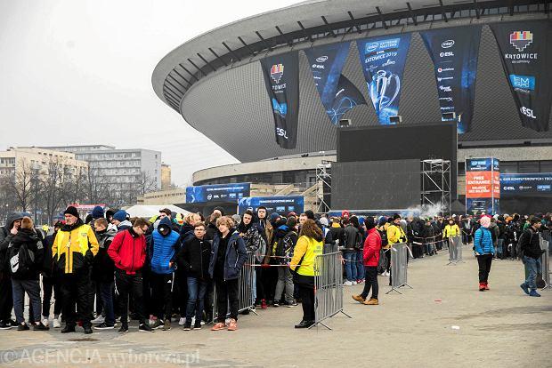 Jeden z największych turniejów e-sportowych bez udziału publiczności! Do Katowic miało przyjechać 170 tysięcy widzów