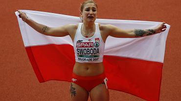 Ewa Swoboda zdobyła brązowy medal na HME w Belgradzie