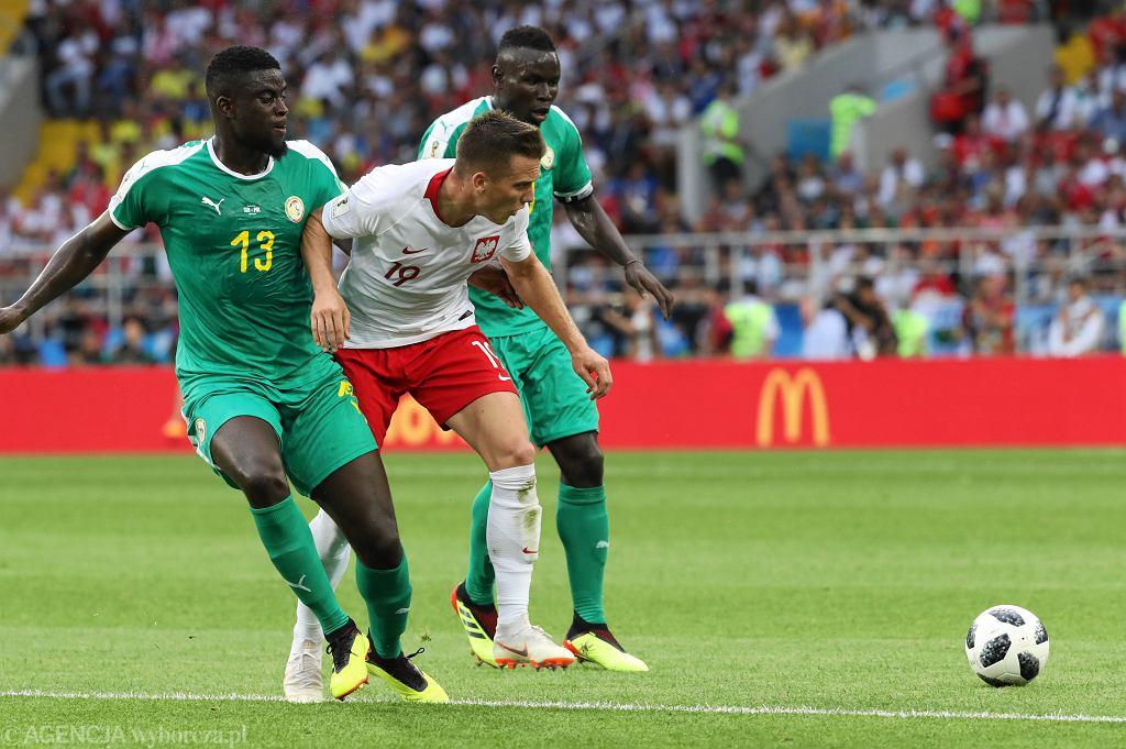 Mundial 2018. W czasie meczu Polska-Senegal Biało-Czerwoni zaliczyli bramkę samobójczą