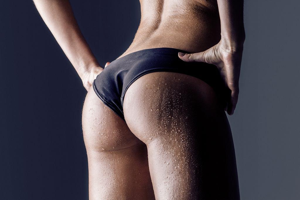 Szczególnie wrażliwa i łatwa do podrażnienia jest skóra... w okół odbytu (fot. yurok / iStockphoto.com)