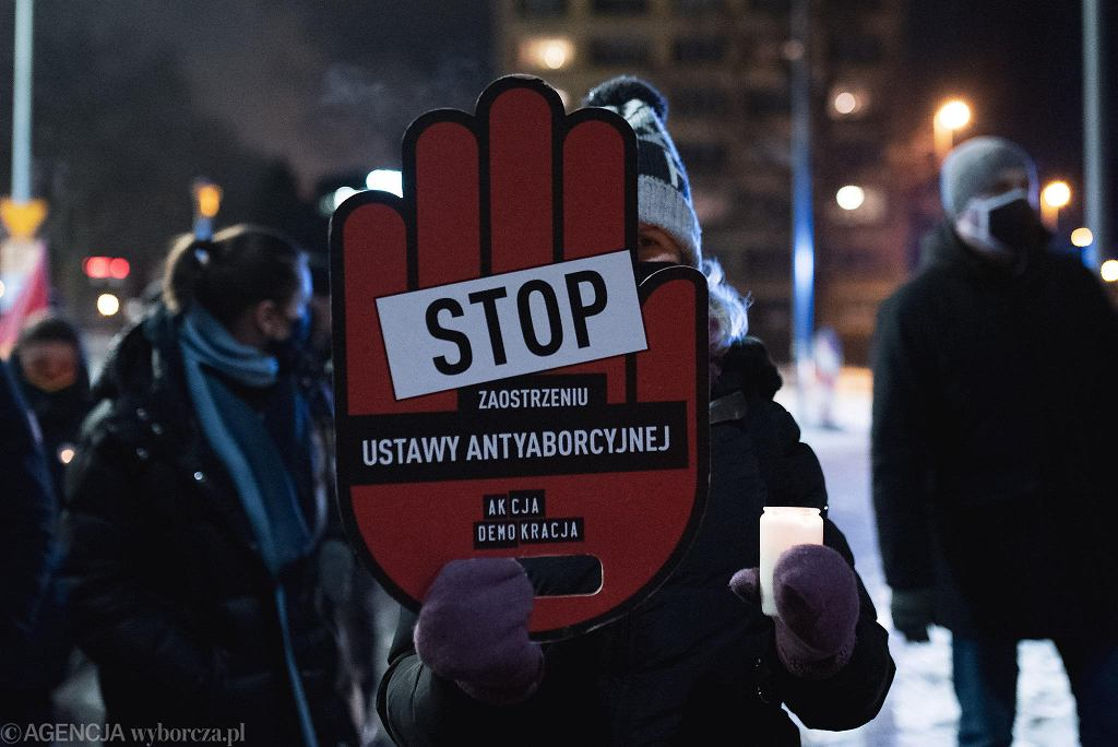 4 lutego 2020 r. Kolejny dzień Strajku Kobiet