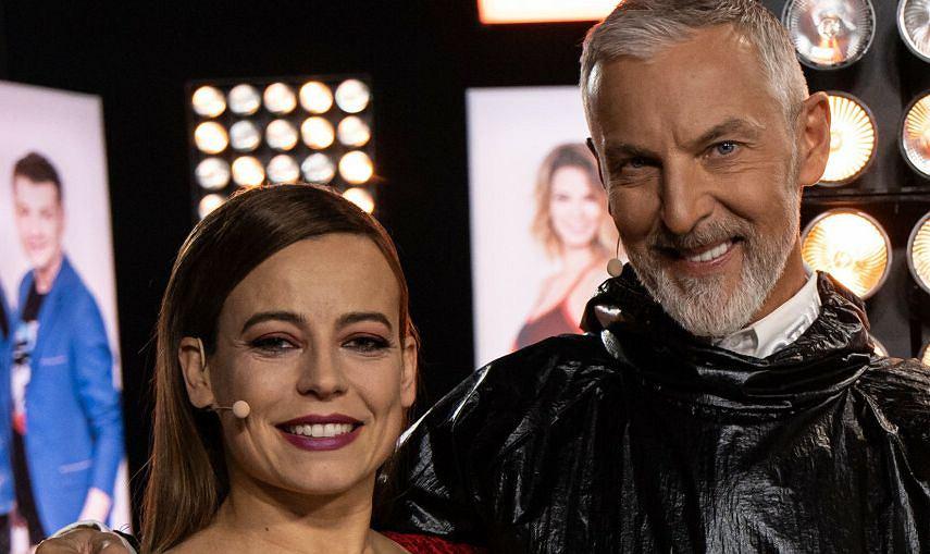Anna Mucha i Robert Kupisz